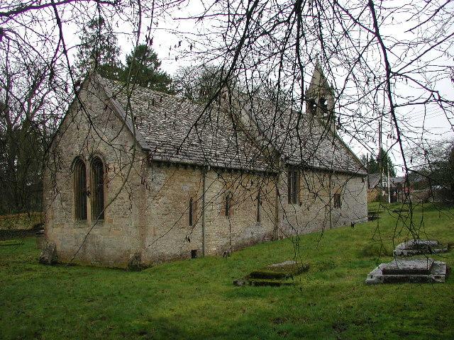Shipton Oliffe (Glos) St Oswald's Church