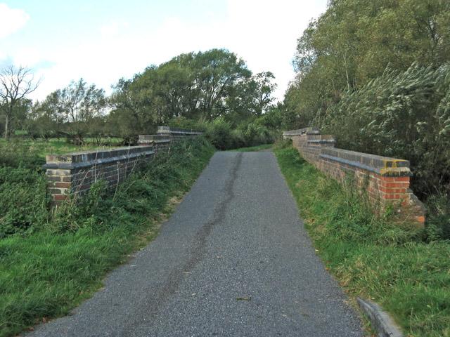 Ham Bridge, River Eye, Leicestershire