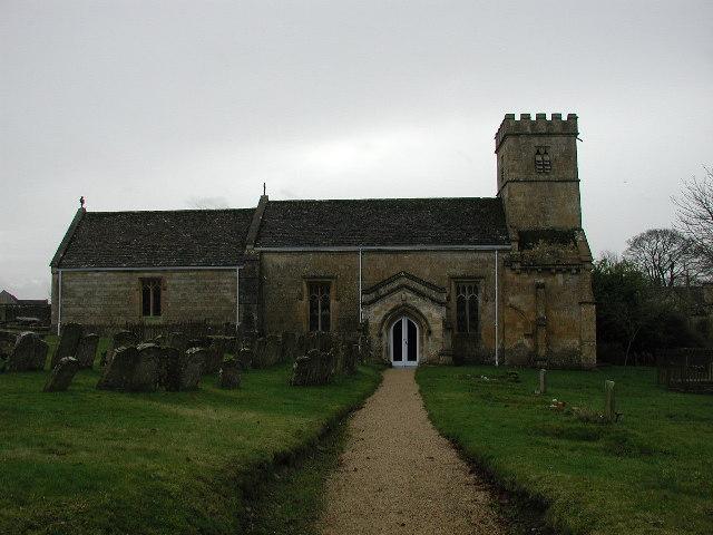 Turkdean (Glos) All Saints Church