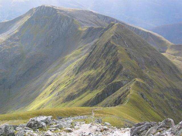 The Devils Ridge, Sgurr a Mhaim