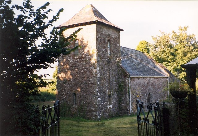 Llandawke Church