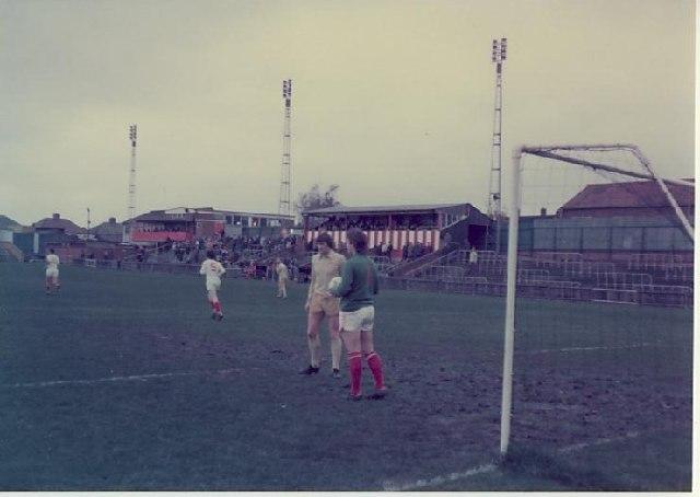 Southall FC ground