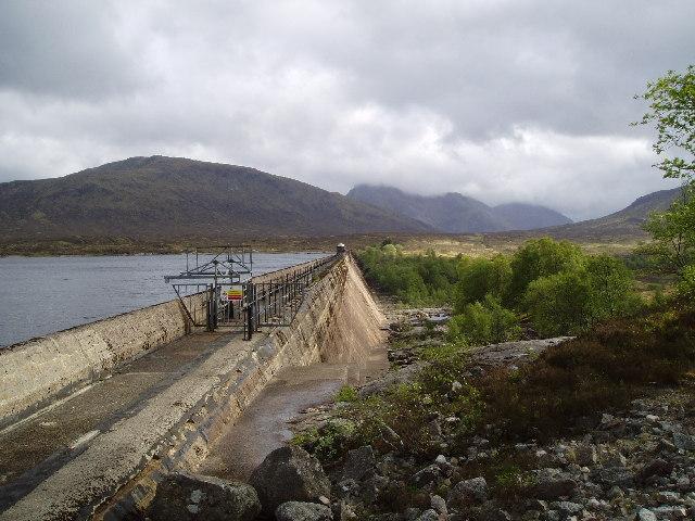 Blackwater Dam