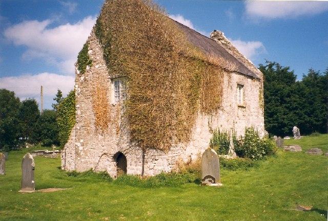 Charnel House, Carew Cheriton