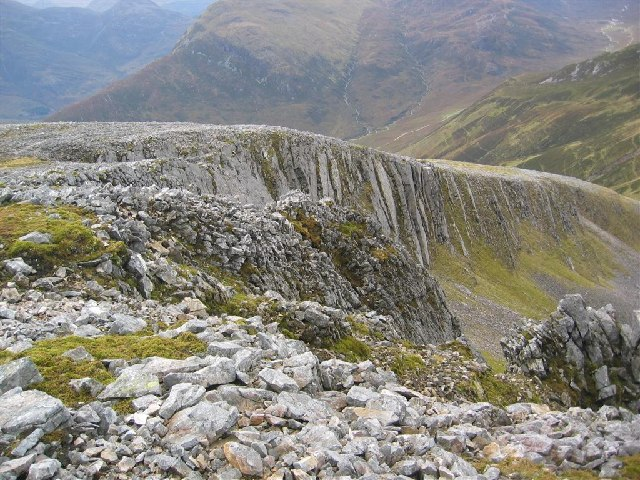 South West Ridge off Sgurr an Iubhair