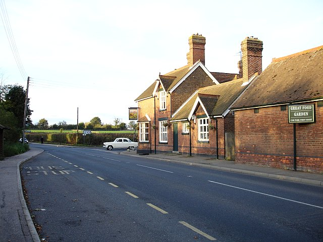 Crown & Horseshoes, Langley
