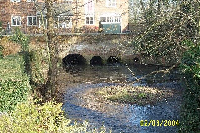 Fox Mill, Tadburn Lake, Romsey