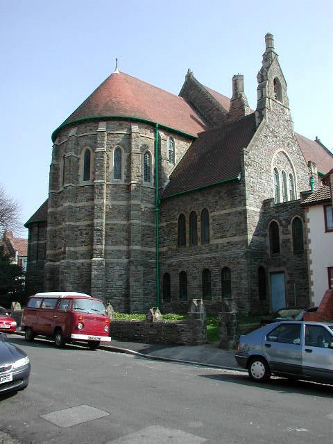Bristol St Aldhelm's Church, Chessels
