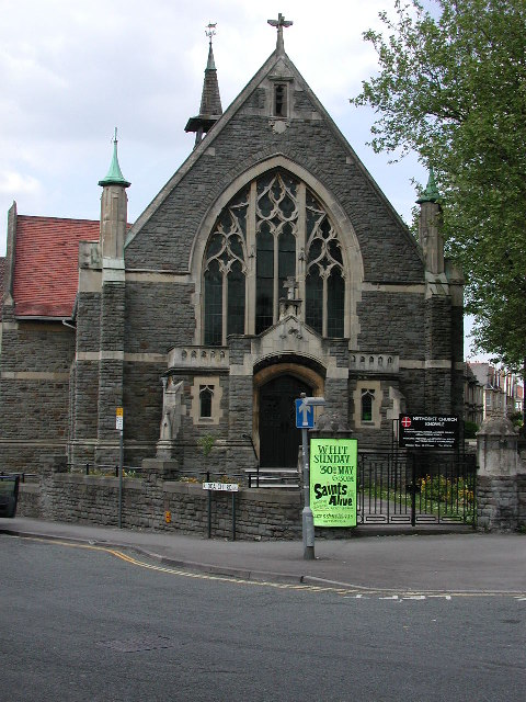 Knowle, Bristol, Methodist Church