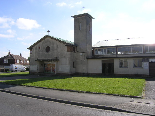 Hartcliffe, Bristol, Methodist Church