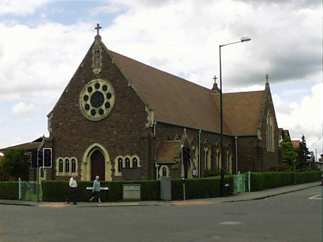 Fishponds, Bristol, St Joseph's Catholic Church