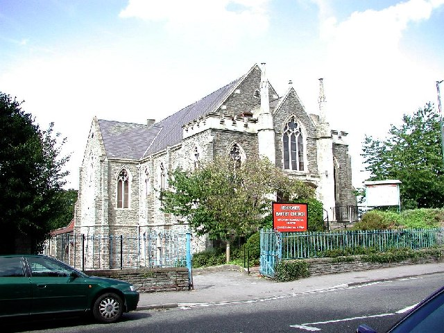 Fishponds, Bristol, Baptist Church