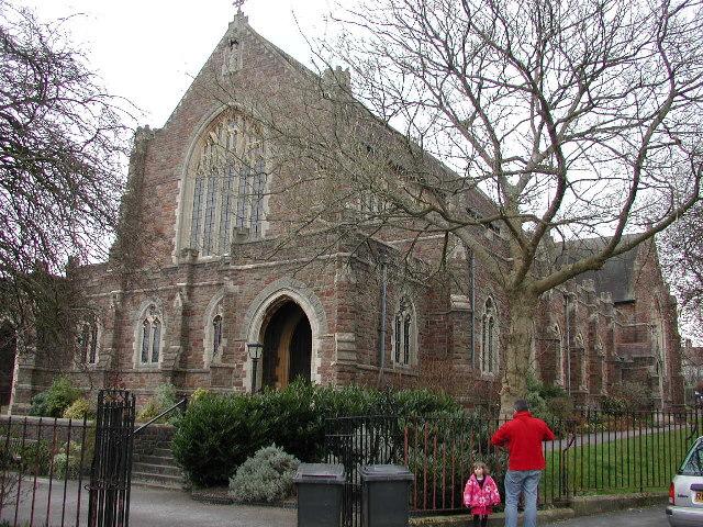 Henleaze, Bristol, St Peter's Church