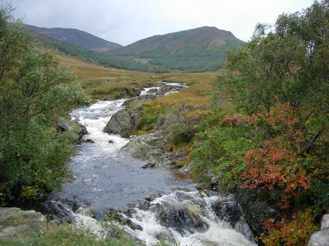 North Sannox Burn