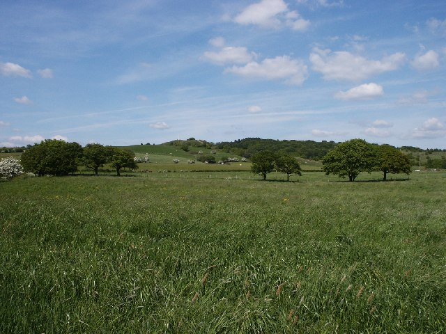 Foot of Tandle Hill