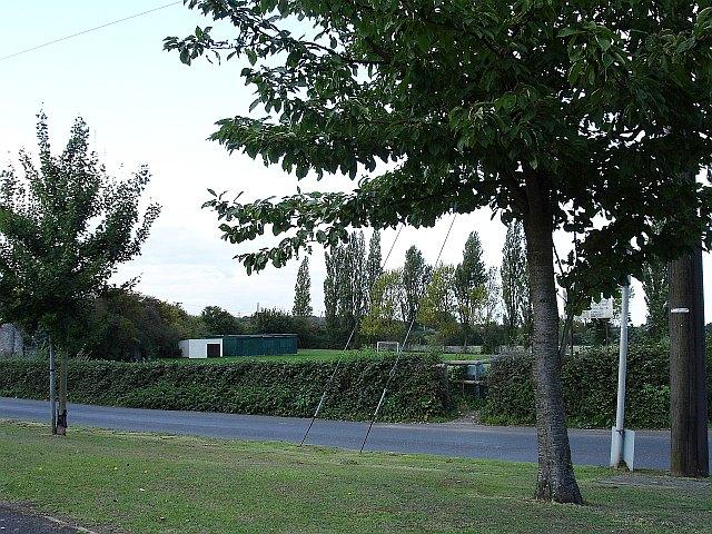 Recreation ground, Gore Road