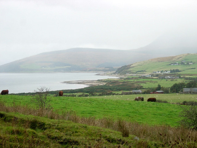 Tormore and Machrie Bay