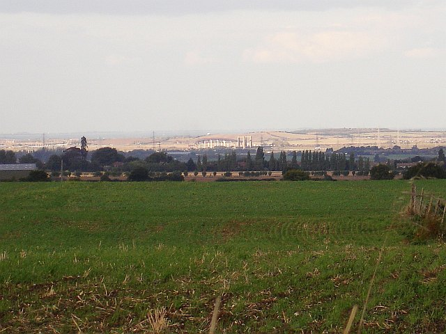 View over Sheppey
