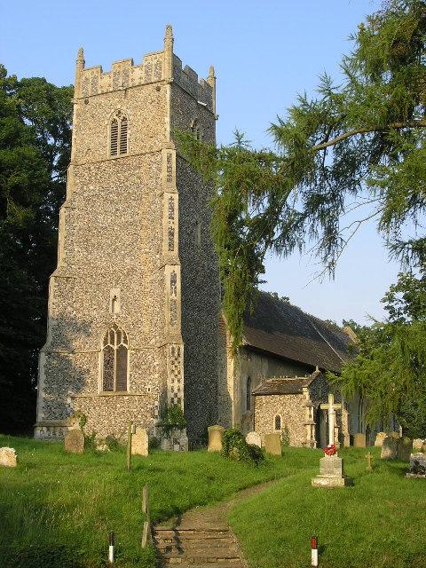 Brampton (Suffolk) St Peter