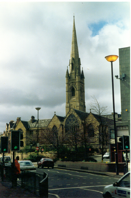 St Mary's Cathedral, Newcastle upon Tyne.
