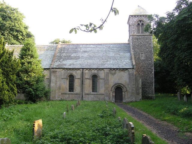Stoven (Suffolk) St Margaret's Church