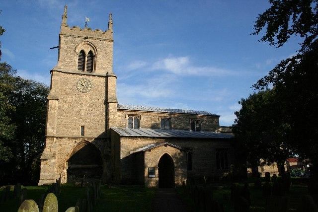 All Saints' church, Nettleham, Lincs.