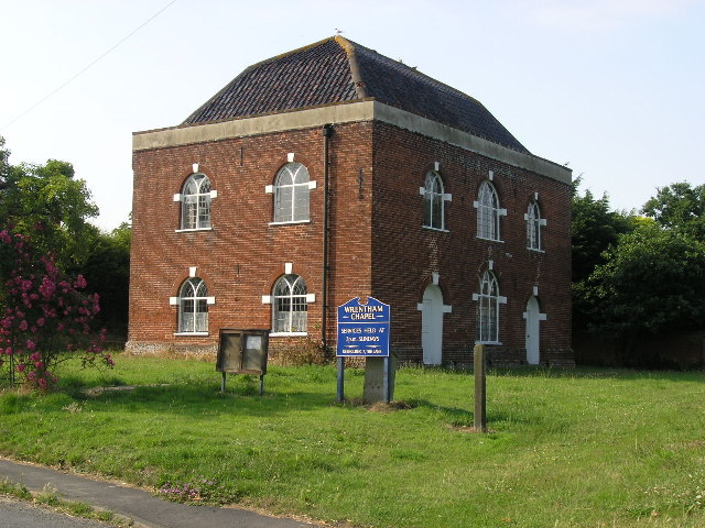 Wrentham (Suffolk) Congregational Chapel