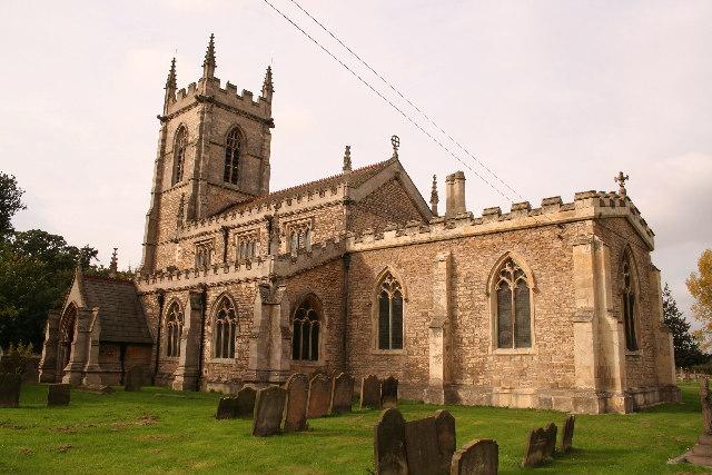 St.Bartholomew's church, Appleby, Lincs