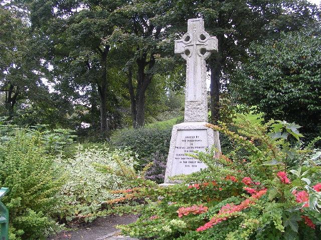 War Memorial, Duntocher