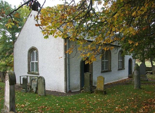 Croick Old Parish Church