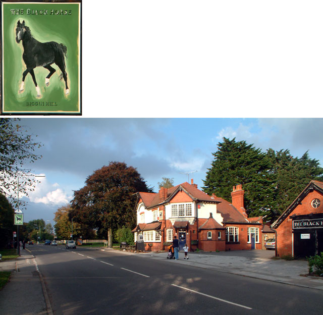 The Black Horse, Biggin Hill TN16