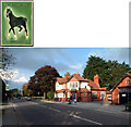 TQ4159 : The Black Horse, Biggin Hill TN16 by Philip Talmage