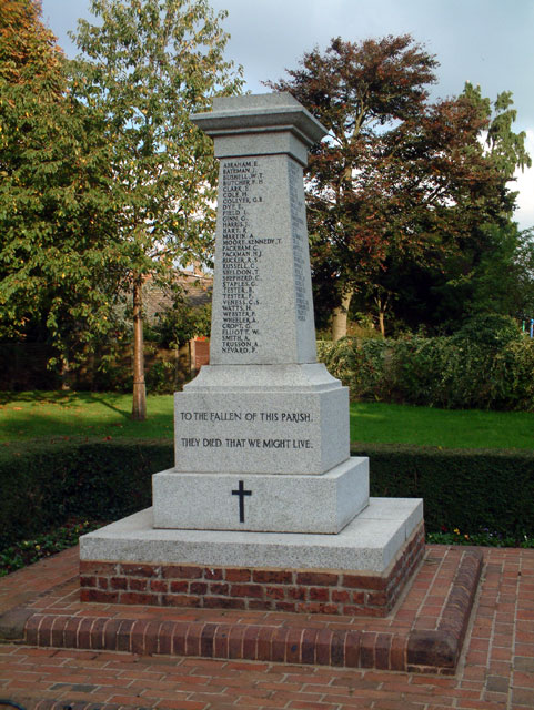 Biggin Hill War Memorial, TN16