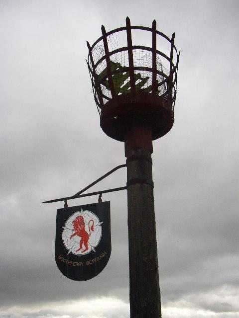 Boothferry Borough Beacon at Belton