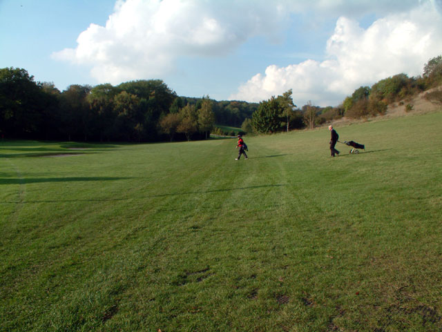 West Kent Golf Club, Downe BR6