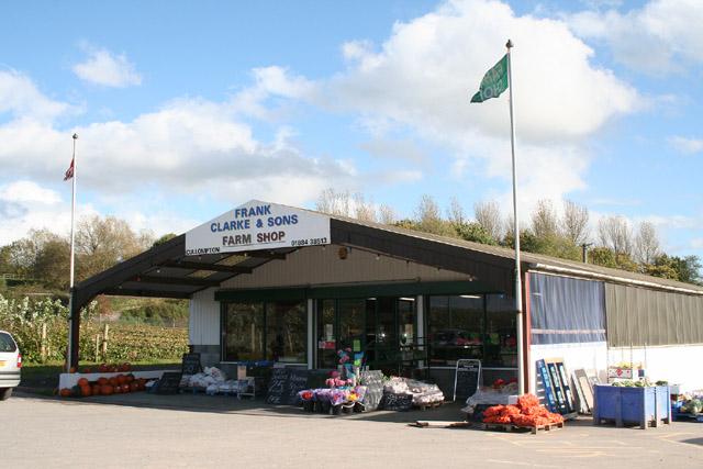 Willand: farm shop