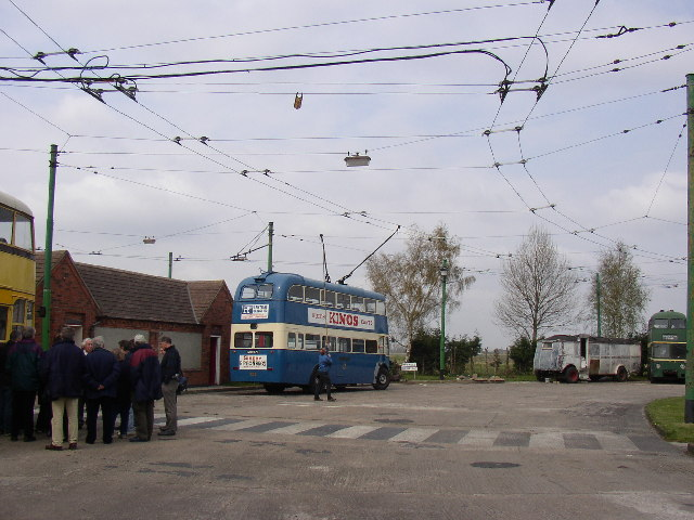 The Trolley Bus Museum At Sandtoft