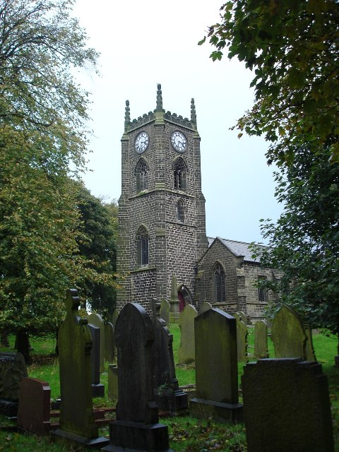 Church at Ickornshaw