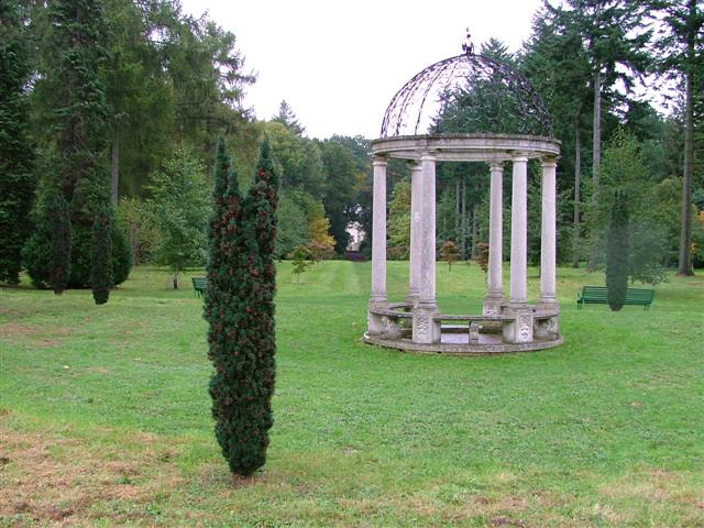 Garden Folly, Thorp Perrow Arboretum