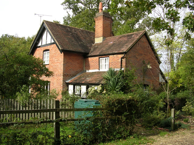 The Keeper's Cottage, Churchplace Inclosure, New Forest