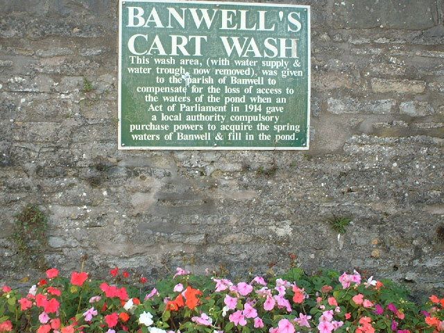 Sign in Banwell