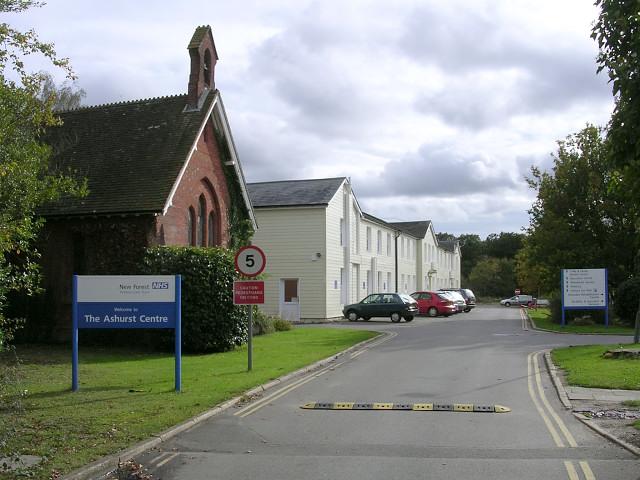 Ashurst Hospital, New Forest