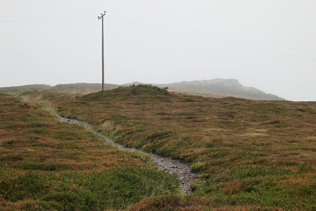 St Agnes Beacon, southern slope
