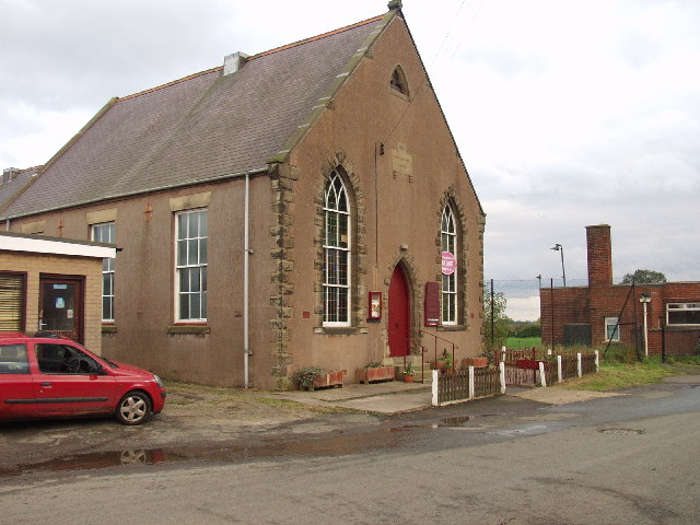Black Park Methodist Chapel