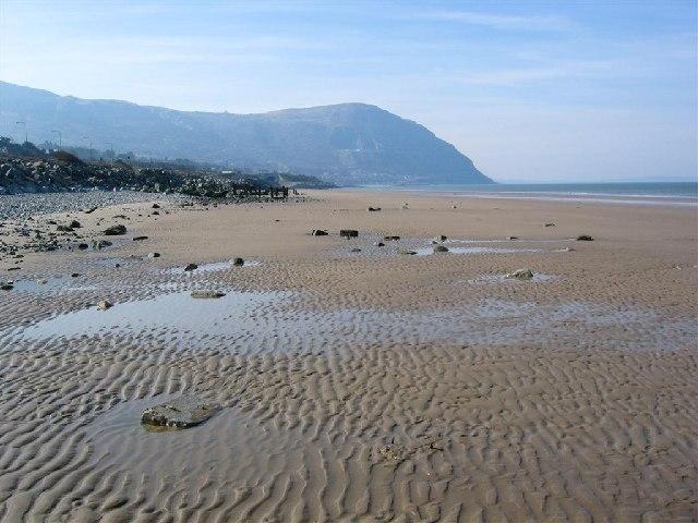 Penmaenmawr Sands