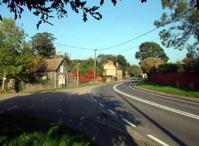 Stow Road, Stow-cum-Quy CB5