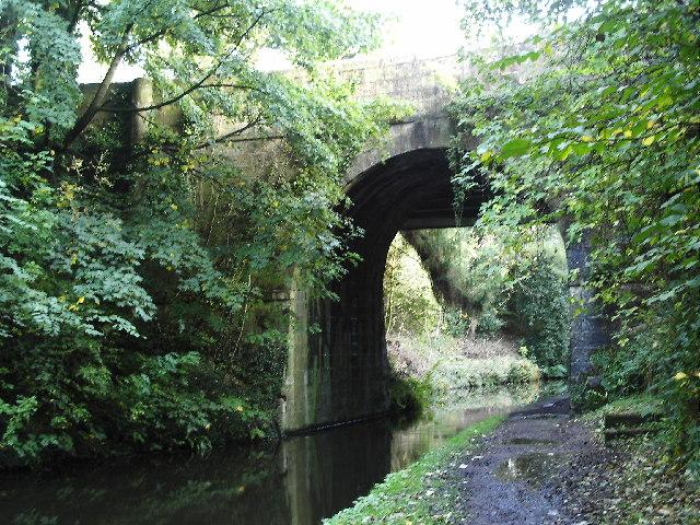 Deep Cutting Bridge