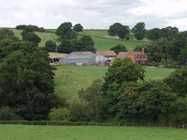 Hafod Farm near Pen-y-cae