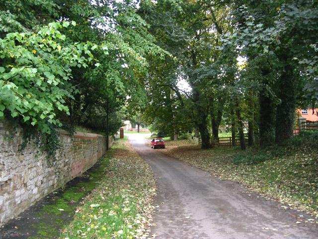Saxby, near Melton Mowbray, Leicestershire