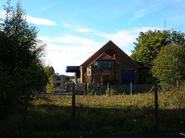 Former Goods Shed, Christ's Hospital